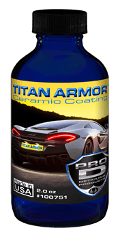 Titan Armour ceramic paint coating